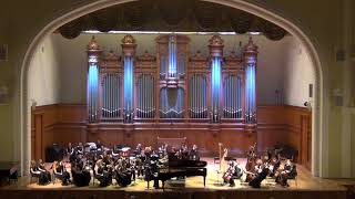 Encore in Moscow Tchaikovsky Conservatory