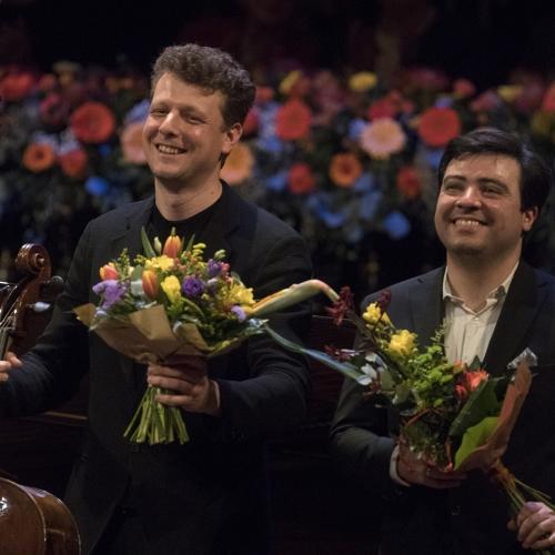 Liszt Academy 2019 István Várdai and János Balázs